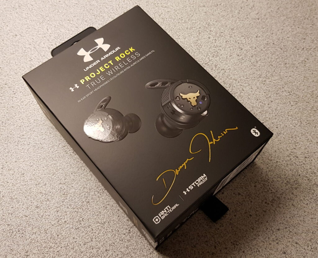 Wireless Flash Project Rock Edition Headphones